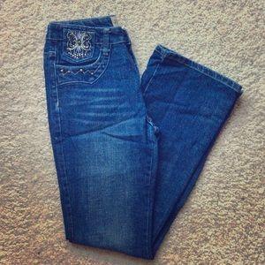Denim - 🔴Embellished jeans!