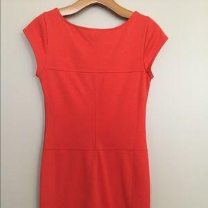 Banana Republic Dresses - Banana Republic bright orange dress