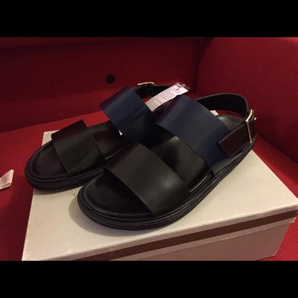 39eb751fdb9 marni fussbett sandal