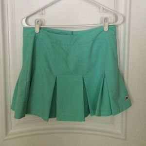 Ellesse Dresses & Skirts - 🎾 ELLESSE Pleated, Mint Green Tennis Skirt Sz. M!