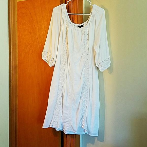 Lane bryant lane bryant dress from heather 39 s closet on for Lane bryant wedding dress