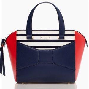 Kate Spade Handbags - Kate Spade Small Beau French Navy