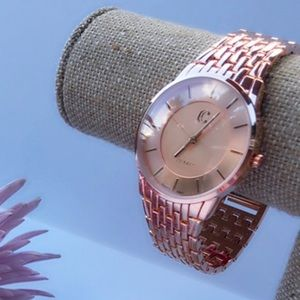 Accessories - Beautiful Rose Gold Chain Watch