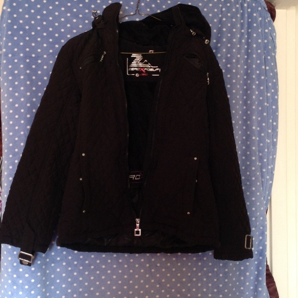 Zeroxposur Jackets Amp Coats Womens Jacket Black Poshmark