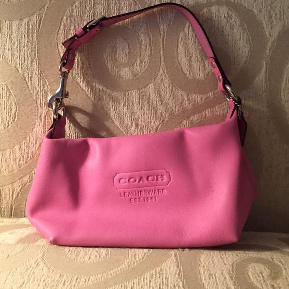 a7ca431baa8 Coach Bags | Cute Light Pink Little Girls Purse | Poshmark