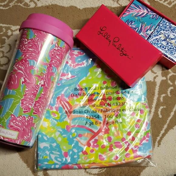 Lilly Pulitzer Other - Lilly Pulitzer Gifts