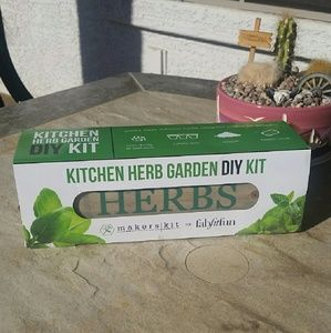 Last Chance Kitchen Herb Garden Diy Kit Os From Angela 39 S