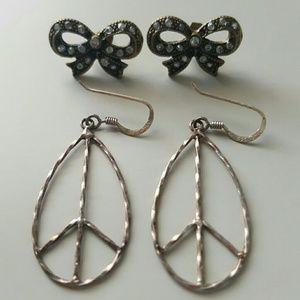 Jewelry - Un-used earring bundle!