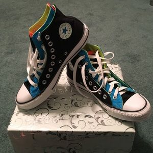 Converse Chuck Taylor Dbl Tongue Sneakers
