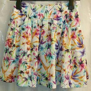 Dresses & Skirts - Cute Multi-Colored Mini Skirt