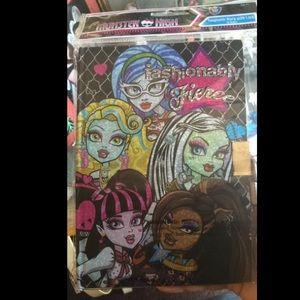 Other   Sold Nwt Monster High Key Lock Diaryjournal   Poshmark c100c268e9