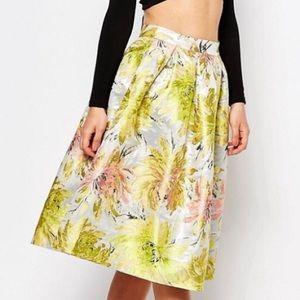 Chi Chi London Midi Skirt