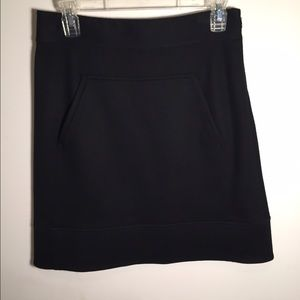 DVF kangaroo pocket skirt