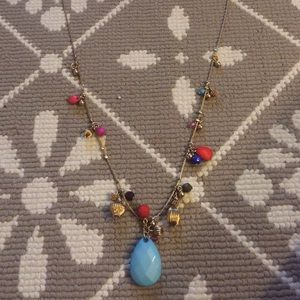 Jewelry - 🔴 only $2!  Gold beaded fashion necklace