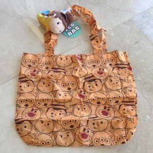 Disney Handbags - Toy Story tsum tsum Eco bag