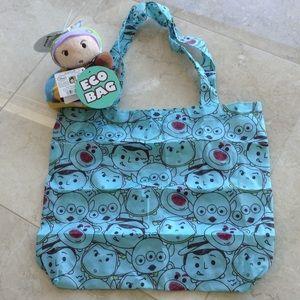 Disney Handbags - Buzz light year tsum tsum Eco bag