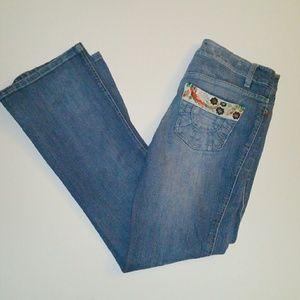Closet Clearance SALE Boho Style Deuce Jeans