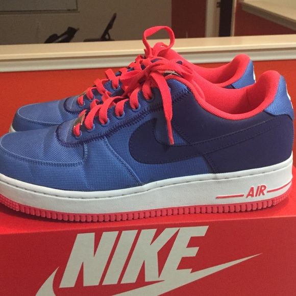 size 40 2a4e0 768b0 ... pink Air Force ones. M 57748cba9c6fcfab8700df85