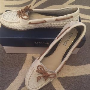 Sperry Top-Sider Boat Shoe - Brand New! Size 7.5!