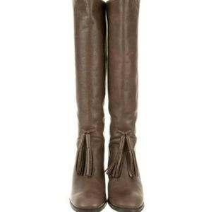 Rachel Comey Shoes - Rachel comey knee high tassel boots sz 6