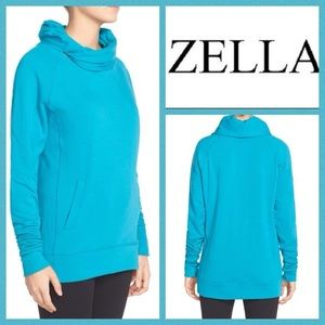 Zella Tops - NEW!  Zella 'Inner Peace' cotton-blend pullover
