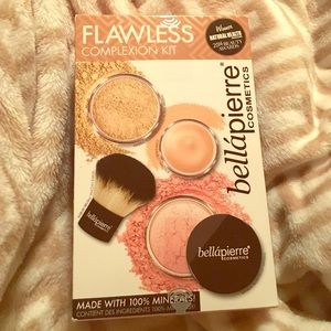 Other - Bellápierre Flawless Complexion Kit! NWT