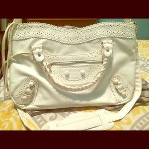Handbags - White crossbody bag