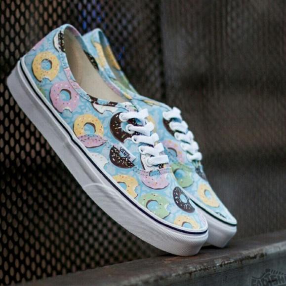 7415cdbd7f Brand new late night Vans donuts tennis shoes. M 5774cb1713302a149e015783