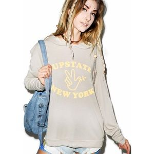 Wildfox | Stole My Heart Hoodie