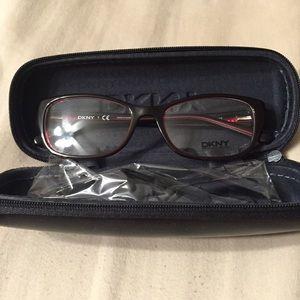 DKNY glasses frames. Never used.