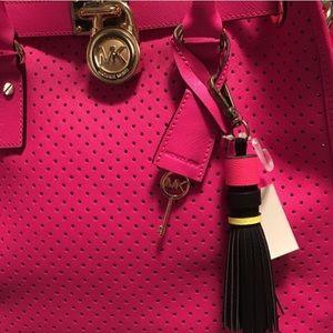 BNWT Tassel Bag Charm