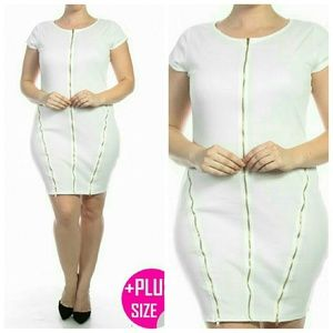 Dresses & Skirts - 💖3 Way Zipper Dress💖