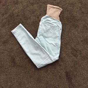 XS mint Motherhood Maternity pants