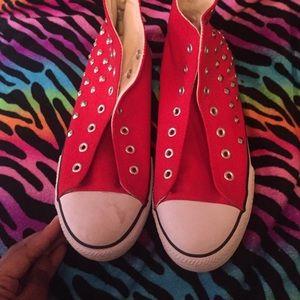 ef7b83703ee7 Love Culture Shoes - Gem Converse💋