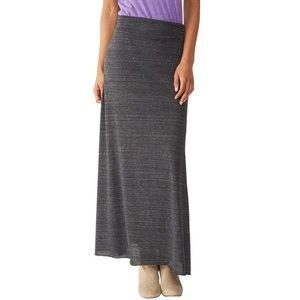 Alternative Earth Jersey Maxi Skirt