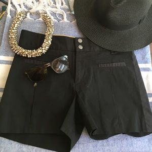 Sale NWOT Rag and Bone Tuxedo style shorts
