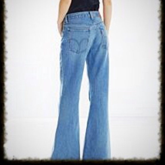 57% off Levis/Free People Denim - Levi's ~ Free People Slouchy ...