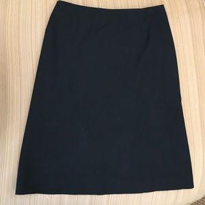 Costume National Dresses & Skirts - CoStume National black pencil skirt w/slit