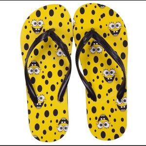 SpongeBob Flip Flops 8