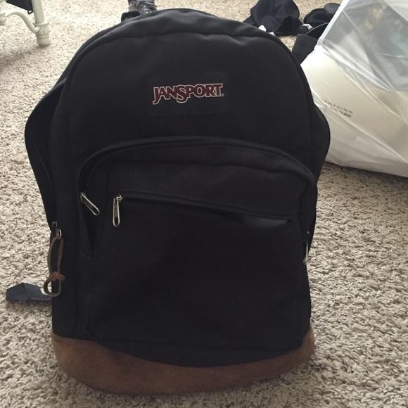 Jansport Handbags - SALE Black Jansport Right Pack Backpack 44014375e