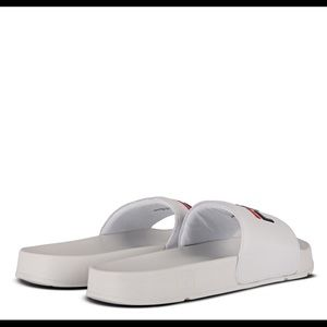 a78087704a99a9 Urban Outfitters Shoes - Fila Slides