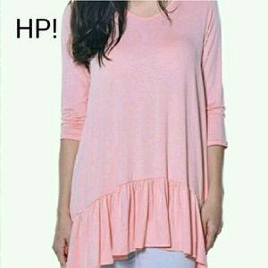 Pastels Clothing Tops - 💥3 Left💥Pastels Ballerina Tunic