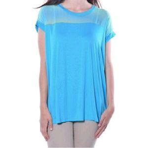 Pastels Clothing Tops - 💥3 Left💥Pastels Yolk Cap Sleeve Tunic