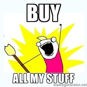 Other - Buy my things!! All the things!!