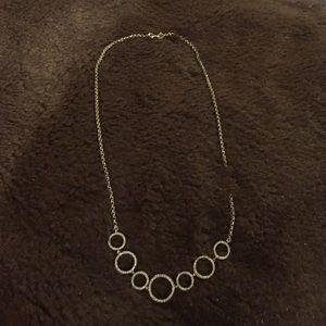 62 zales jewelry zales silver infinity necklace