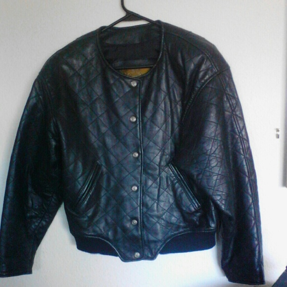 90% off Express Jackets & Blazers - SALE! quilt real leather ... : express quilted leather jacket - Adamdwight.com