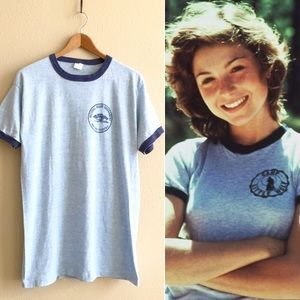 70s / Monterey Rugby Ringer Tee