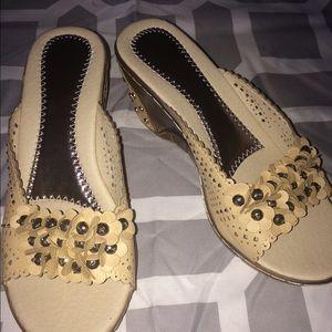 Ananda Design Shoes - Brown Sandals