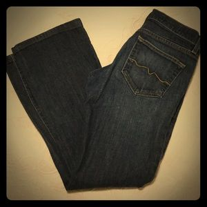 Red engine Denim - Cute Sexy Red Engine Jeans