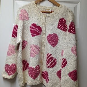 """A """"Love"""" of a sweater!"""